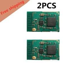 2pcs CC2538 + CC2592 PA 지그비 무선 모듈