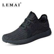 LEMAI Unisex Men Women Running Shoes For