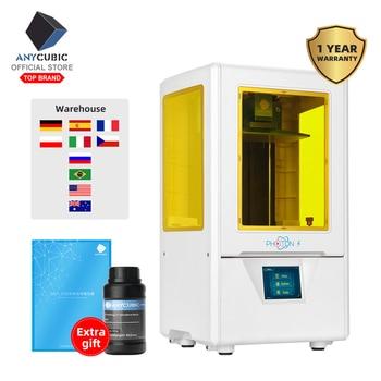 ANYCUBIC Photon-S/Photon Plus Size UV Printer SLA 3D Printer LCD 3D Printer Off-Line Impresora 3d Drucker Impressora UV Resin 2