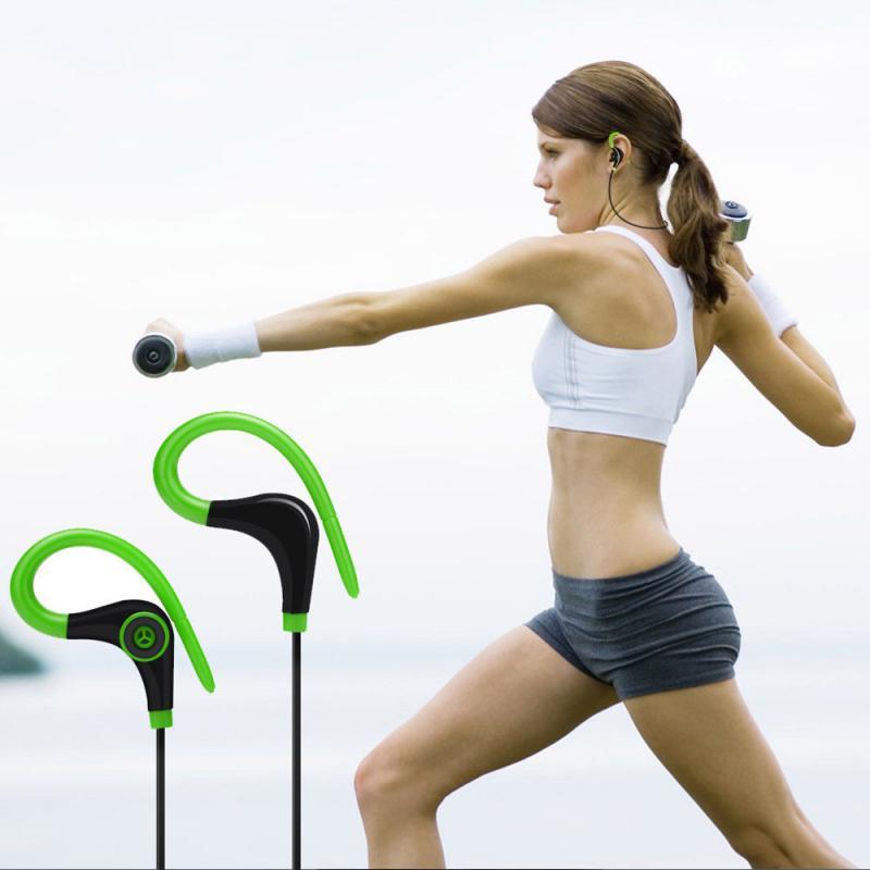 de ouvido esportes in-ear fone de ouvido portátil smartphone uso