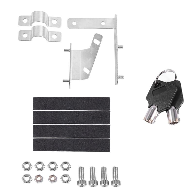 Ящик для инструментов декоративный для левого кронштейна 5 литров алюминиевый R1200GS ящик для инструментов для BMW R1200GS LC Adventure R 1200 GS 2013-(GS