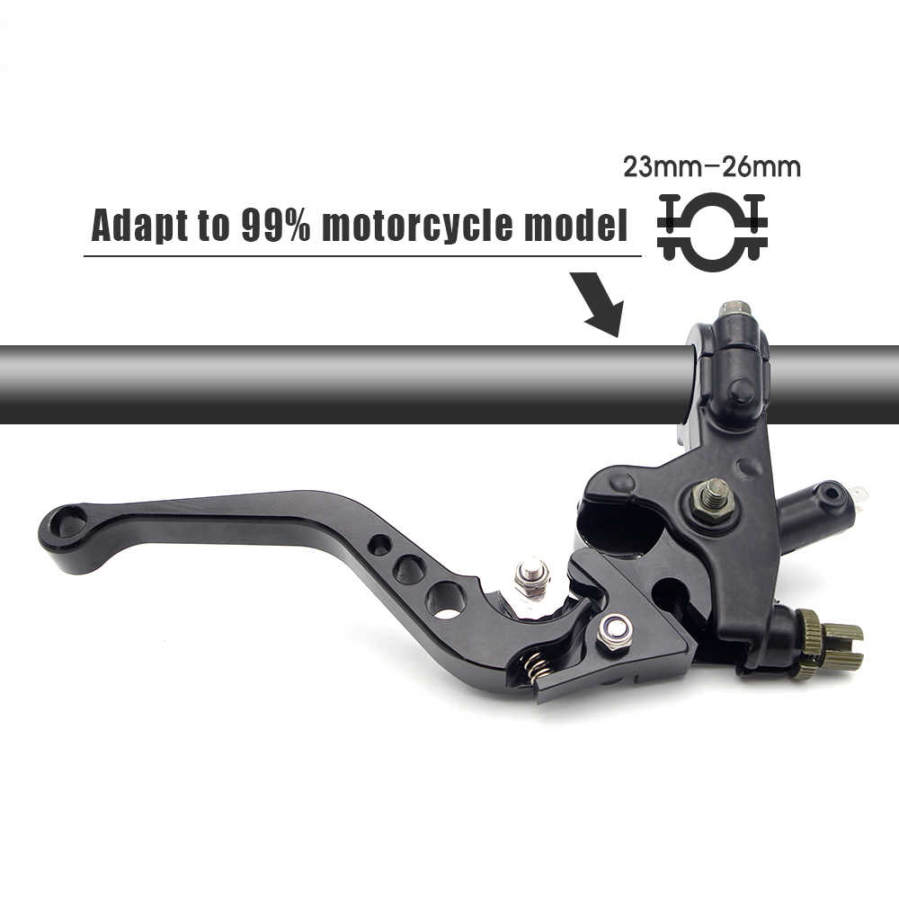 Moto รีไซเคิลคันโยกเบรคน้ำมันสำหรับ HONDA cbf moto cbf 1000 cbf 125 cbf 150 cbf 600 cbf125 cbr 1000 rr cbr 1000f cbr 1100x