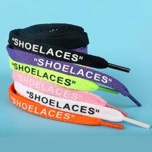 """Модный """"шнурки с надписью забавными буквами «обувные шнурки с принтом Кроссовки с шнурками личность"""" сделай сам """", зеленого, оранжевого цвета шнурки для обуви, аксессуары для обуви"""