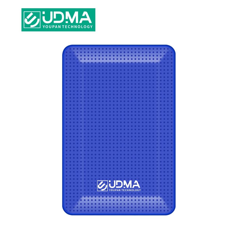 UDMA Portable External Hard Drives Disk USB3.0 HDD 120G 160G 320G 500G Storage for PC, Mac,Tablet, Xbox, PS4,TV box