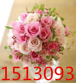 Wedding Bridal Accessories Holding Flowers 3303 BOE