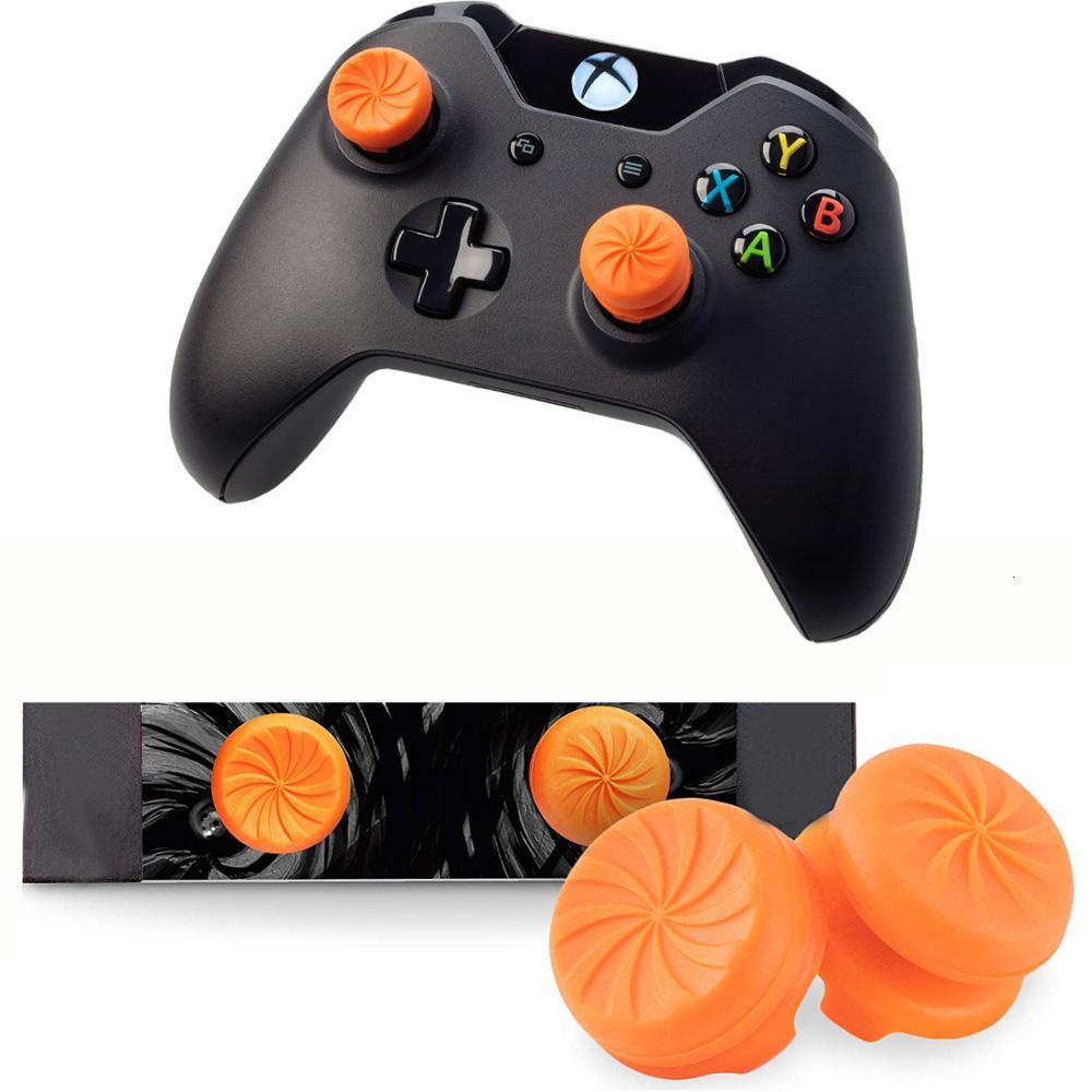 ZOMTOP  For Xbox One Controller For Xboxone Gamepad CQC FPS Analog Button Extenders Rubber Joystick Cap
