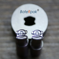 Monkey Face 7.5*8.6MM BateRpak Candy Punch Press Mold,Calcium Tablet Punch Pill Press Die