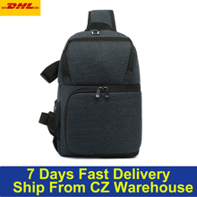 Single shoulder dslr Camera photo Bag backpack Waterproof Wear resistant  Outdoor tripod Studio Video Photography Accessories