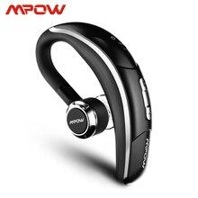 Mpow 028 Wireless Ohrhörer Bluetooth 4,1 Headset Einzel Kopfhörer 6H Reden Zeit Mit Mikrofon Hände Freies Rufen Sie Für auto Fahrer