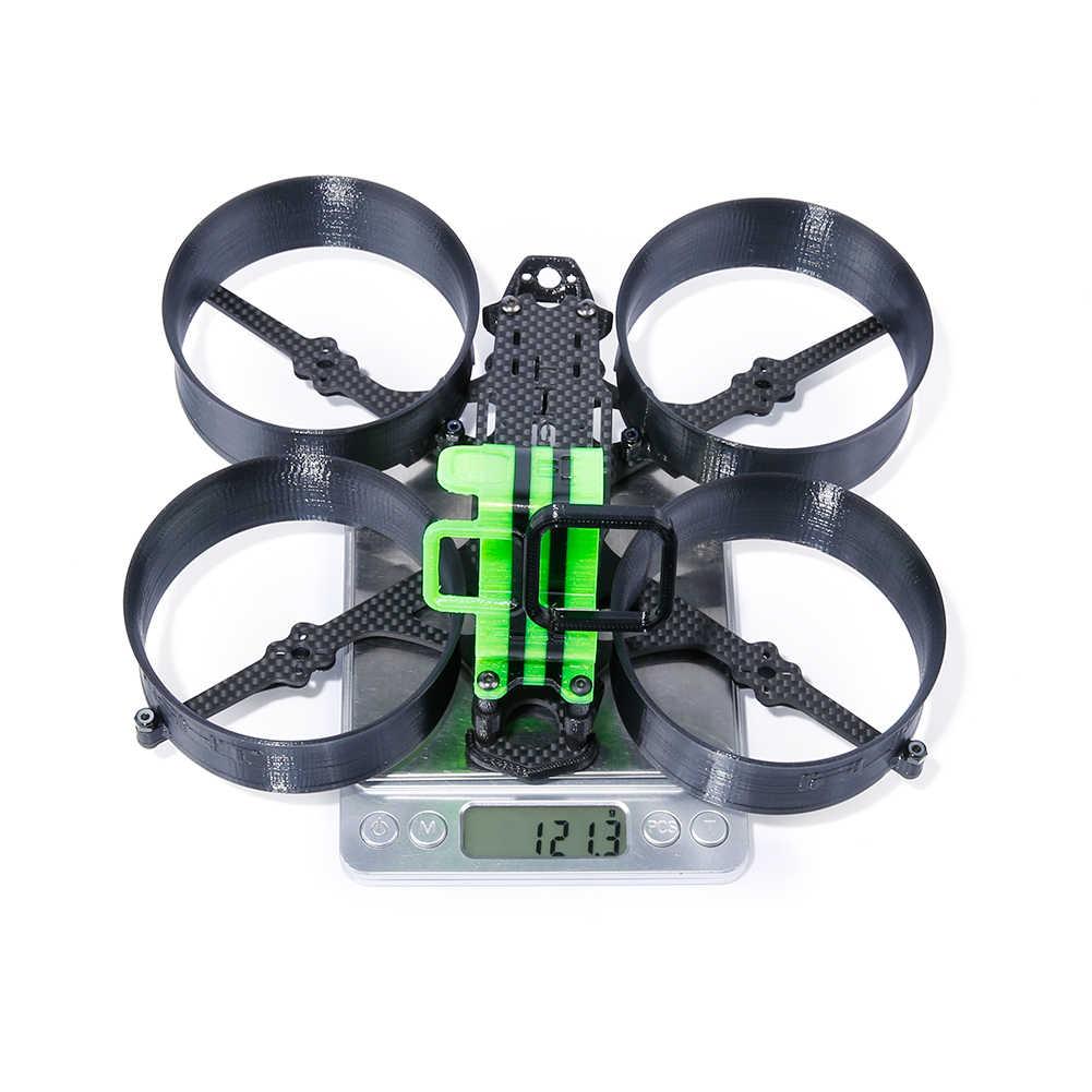 Iflight Megabee V1 3 Inch FPV Whoop Khung Bộ W/GoPro 7 TPU Ốp Cho RC FPV Máy Bay Không Người Lái nhiều Cánh Quạt