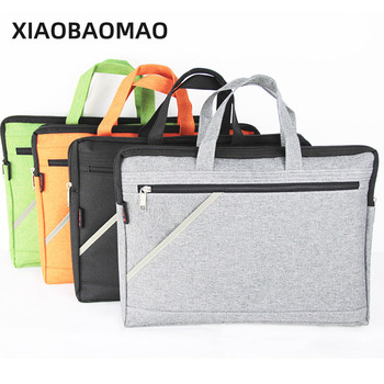 a4 documents file bag folder Business Document Bag file bag Meeting Handbag Tote Zipper Office Briefcase Case Supplies xiaobaomao a4 commercial business document bag tote file folder filing meeting bags pocket office bags pocket large capacity