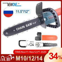 Electric-Chainsaw-Bracket-Set Logging-Saw Angle-Grinder Power-Tool Woodworking NEWONE