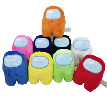 Dolls Plush-Toys Among Us Game-Figure Gift Stuffed Girls Soft Kids for Boys And Toy-Decoration