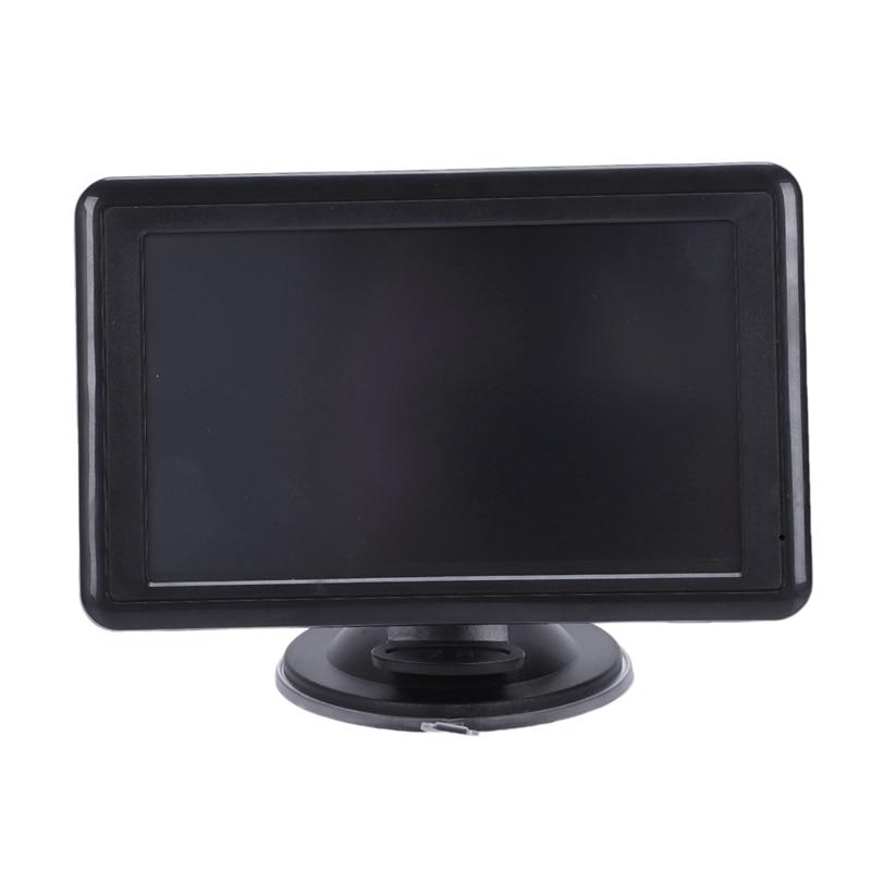 7 Inch Car Navigator GPS Contact Screen Navigation Voice Navigator 128MB 8GB MP3/MP4 FM Middle East Map|Vehicle GPS| |  -