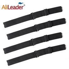 Alileader New Adjustable Elastic Nylon Band For Hair Nets Weave With Strap Making Wig Cap Tools