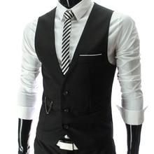 Жилет для мужчин, свадебный жилет для мужчин, новинка, мужские жилеты, приталенный мужской жилет для мужчин, вечерние жилеты с квадратным галстуком, костюм, набор 7893