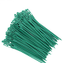Tree-Locking Ties-Tools Cable Support-Shrubs-Fastener Garden-Cable-Ties Plant Plastic