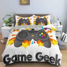 Комплект постельного белья для йоги/музыки/игр/графики пододеяльник