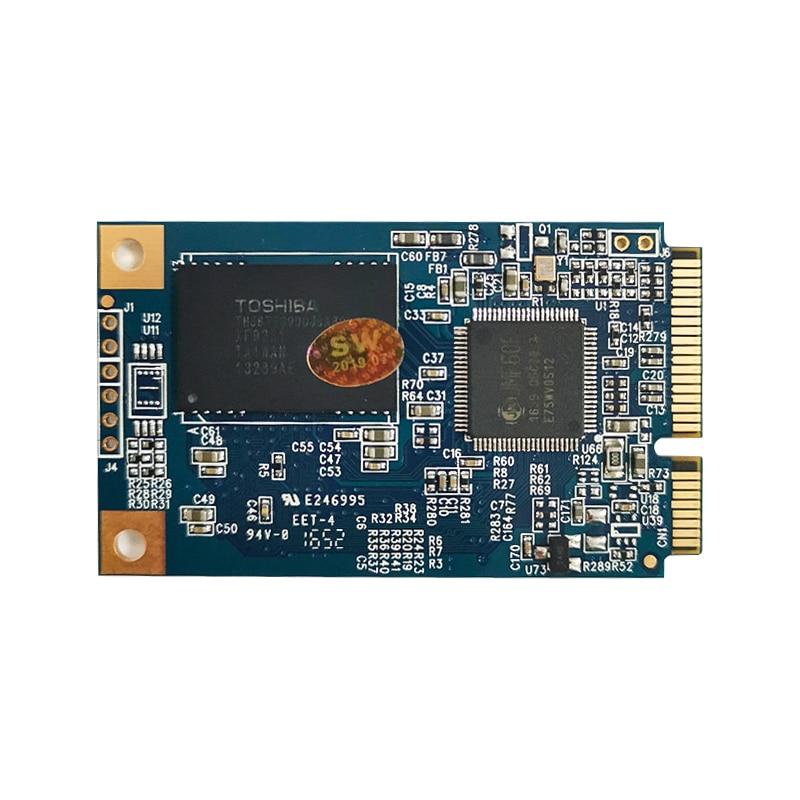 TOSHIBA MSATA SSD 128gb Mini SATA 128G Hard Drive SSD For PC Laptop Internal Solid State Disk