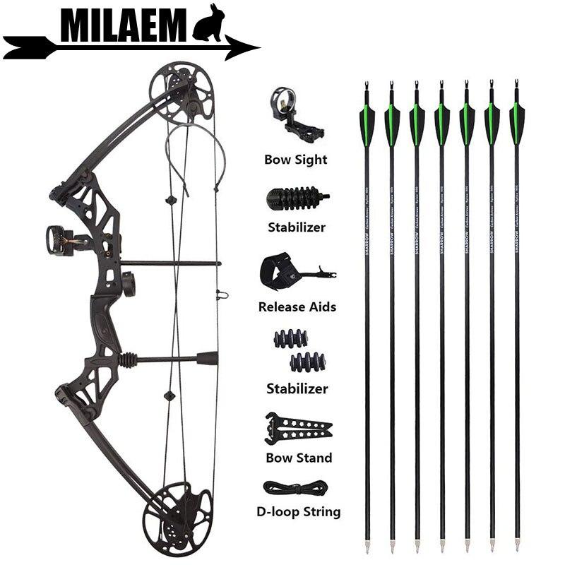 Tir à l/'arc Recurve Bow Sight Metal Target Bowsight Accoires de chasse