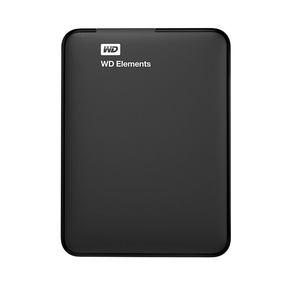 Western Digital WD Elements External Hard Drive 80GB/120GB/160GB/250GB/320GB Hard Drive USB 3.0 HDD Hard Drive 2.5 Inch