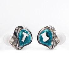 TFZ S2 PRO Dynamic Driver Hybrid In ear Earphones HIFI Monitor Earbuds Earphones Detachable 0.78mm PIN T2 KING S7 S3 NO.3 KING