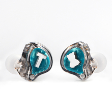 TFZ S2 PRO Dynamic Driver auricolari In ear ibridi Monitor HIFI auricolari auricolari staccabili 0.78mm PIN T2 KING S7 S3 NO.3 KING