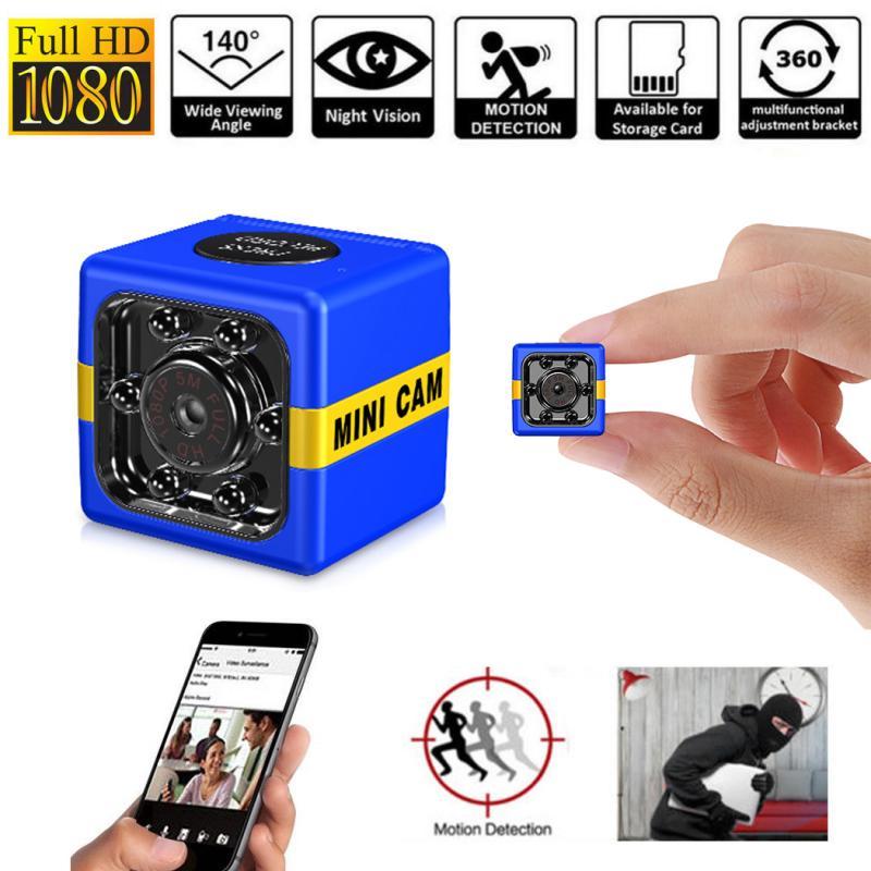 1080P HD мини ip камера мини камера мониторинга безопасности камера с длительным сроком службы батареи датчик движения инфракрасная мини камера ночного видения|Камеры видеонаблюдения|   | АлиЭкспресс - Компьютеры и техника