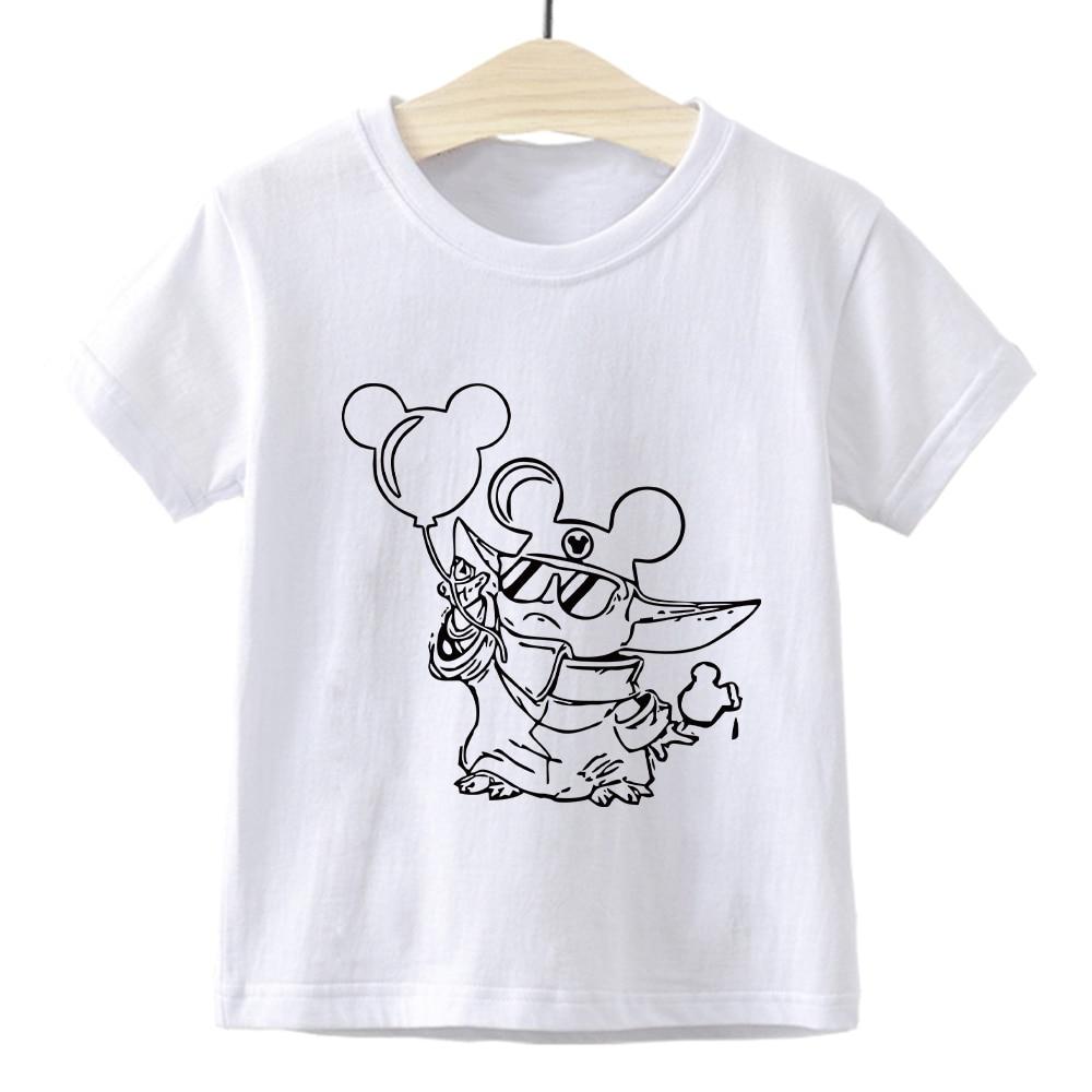 Children's Harajuku T-shirt  5