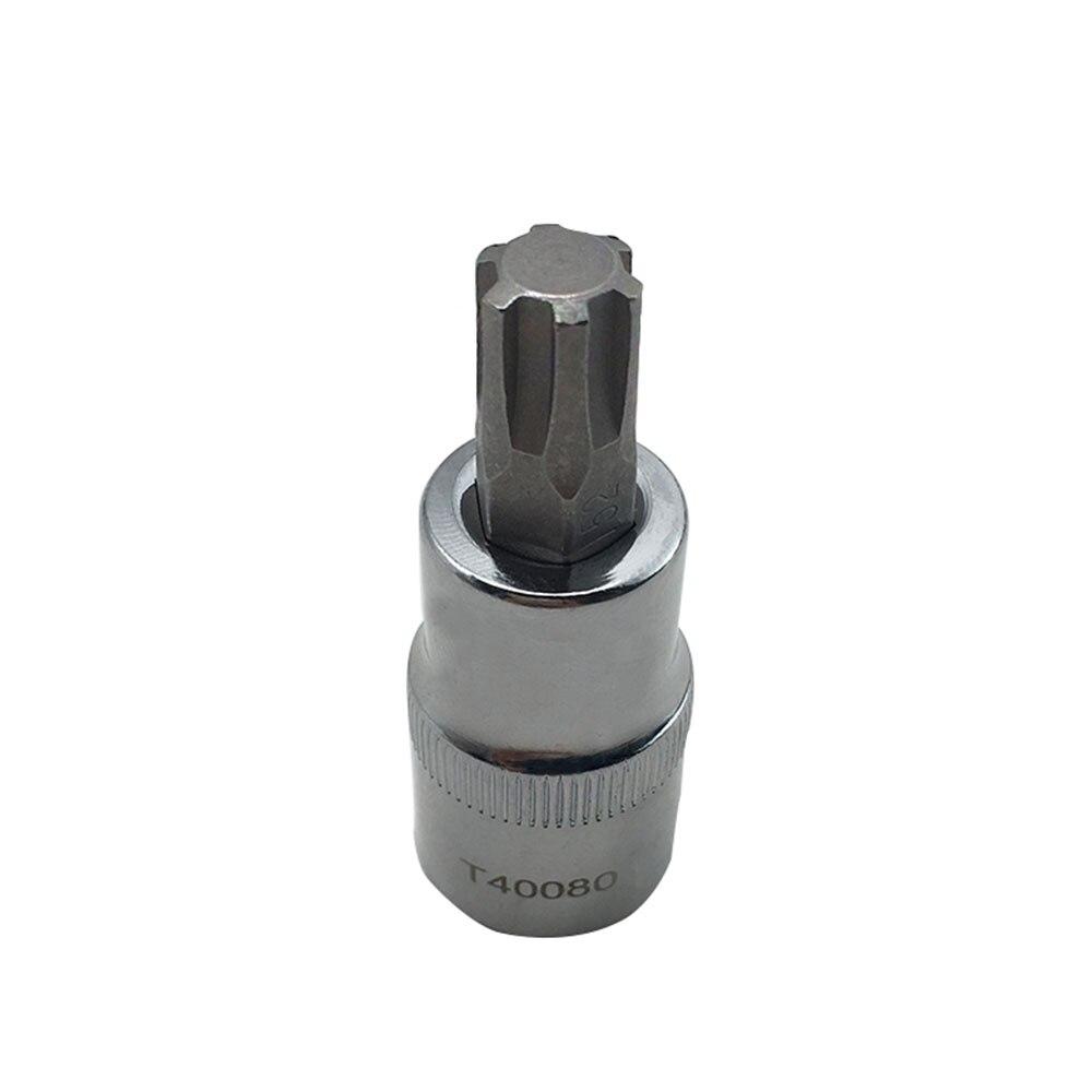 ОЕМ: T40080 M10 Автомобильные специальные инструменты ручные инструменты колеса насосный регулятор розетка Polydrive автомобиль towood устройство регулировки распределительного вала инструмент для удаления