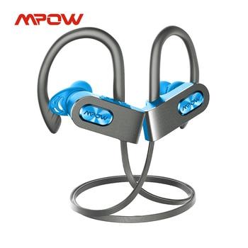 Mpow Flame 2 ipx7 auricolare sportivo Wireless impermeabile Bluetooth 5.0 13h tempo di riproduzione Stereo HD per iPhone Samsung Huawei Xiaomi