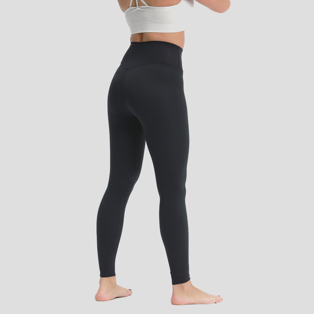 Nepoagym 28 Inch Inseam RHYTHM Women Workout Leggings Full Length Compression Seamless Waist Buttery Soft Yoga Pant Gym Tights 2