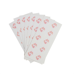 Image 5 - Etiquetas adhesivas redondas para niños y niñas, pegatinas de género, caja de dulces para regalar, recuerdo de fiesta, Baby Shower, 100 Uds.