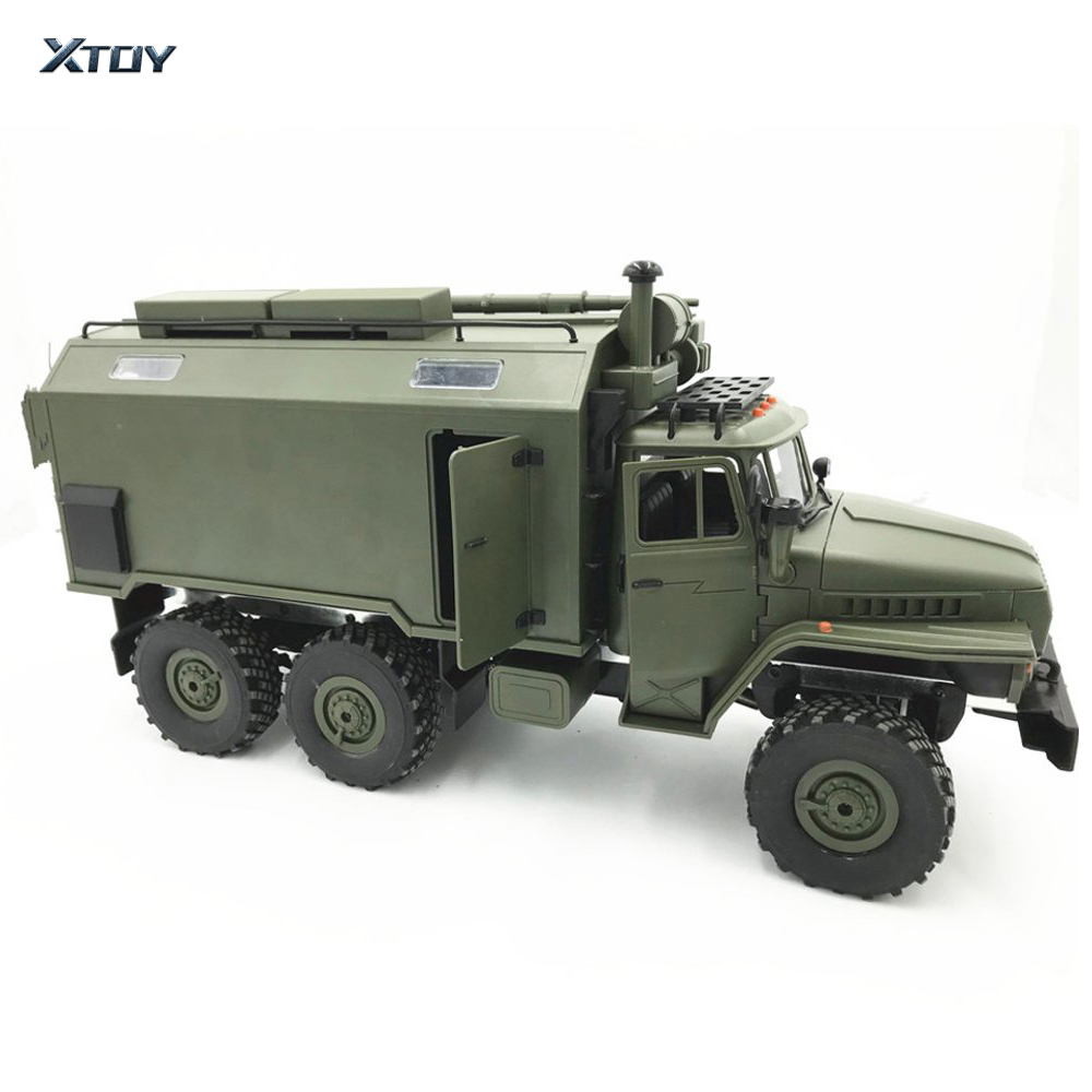 B36 Vehicle Trucks Communication