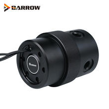 Barrow 18W D5 สำหรับกรณีคอมพิวเตอร์Liquid LOOPอาคาร,12Vใหญ่ 4Pin PWMควบคุมความเร็วปั๊มน้ำ,SPG40A X