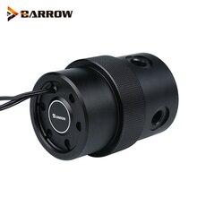 Barrow 18W D5 Pumpe Für Computer Fall Flüssigkeit Schleife Gebäude, 12V Große 4Pin PWM Speed Control Wasser Pumpe, SPG40A X