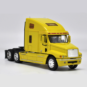 1/32 Alloy Truck Model  Actros Tractor Trailer Metal Car Collection Decoration Gift - discount item  38% OFF Diecasts & Toy Vehicles