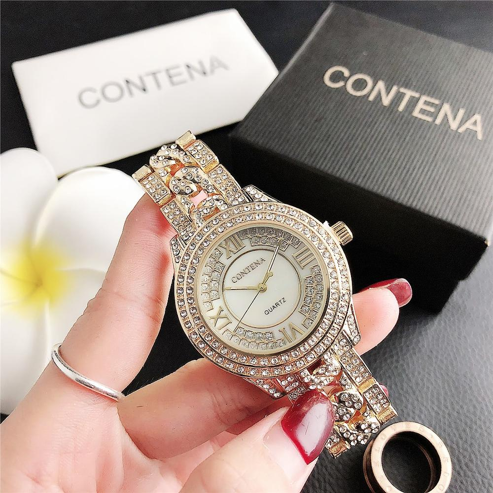 New Small Dial Simple Ladies Men's Watch Factory Direct Sales