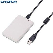 Chafon 865Mhz ~ 868Mhz Usb Reader Writer Uhf Rfid Voor Toegangscontrole Systeem Met Sample Kaart Bieden Gratis sdk ,demo Software