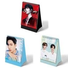 2021 Chen Qing Ling Desk Calendar THE UNTAMED Xiao Zhan Wang Yibo Calendar Fans Collection Gift 2021.01~2021.12