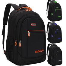 Mochila masculina unisex oxford 15 Polegada mochilas portáteis à prova doxford água viagem casual meninos estudante sacos de escola grande capacidade venda quente