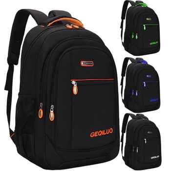 Unisex Waterproof Oxford Backpack 15 Inch Laptop Backpacks Casual Travel Boys Girsl Student School Bags Large Capacity Hot Sale - Category 🛒 Luggage & Bags