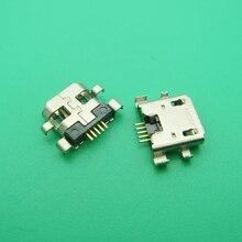 100 ピース/ロットマイクロ USB 充電ポートソケット Asus Google のネクサス 7 1st と 2nd ASUS Zenfone 5 5 A500CG zenfone 5 6 A600CG