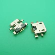 100 pçs/lote Micro USB de Carregamento porta de Soquete do Conector Para ASUS Google Nexus ASUS ZenFone 5 A500CG 7 1st e 2nd zenFone 6 A600CG