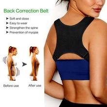 Back-Support-Belt Posture-Corrector Shoulder Brace Spine-Back Adjustable Adult New Hot