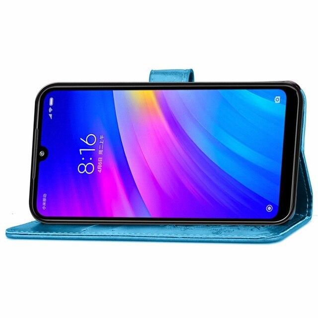 Case on Xiaomi Redmi 7 6A 6 5 Plus 4A 4X Note 5A 6 Pro Leather Cover for Xaomi Xiomi Ksiomi redme Redmi Go Mi 9 SE A1 A2 8 Lite