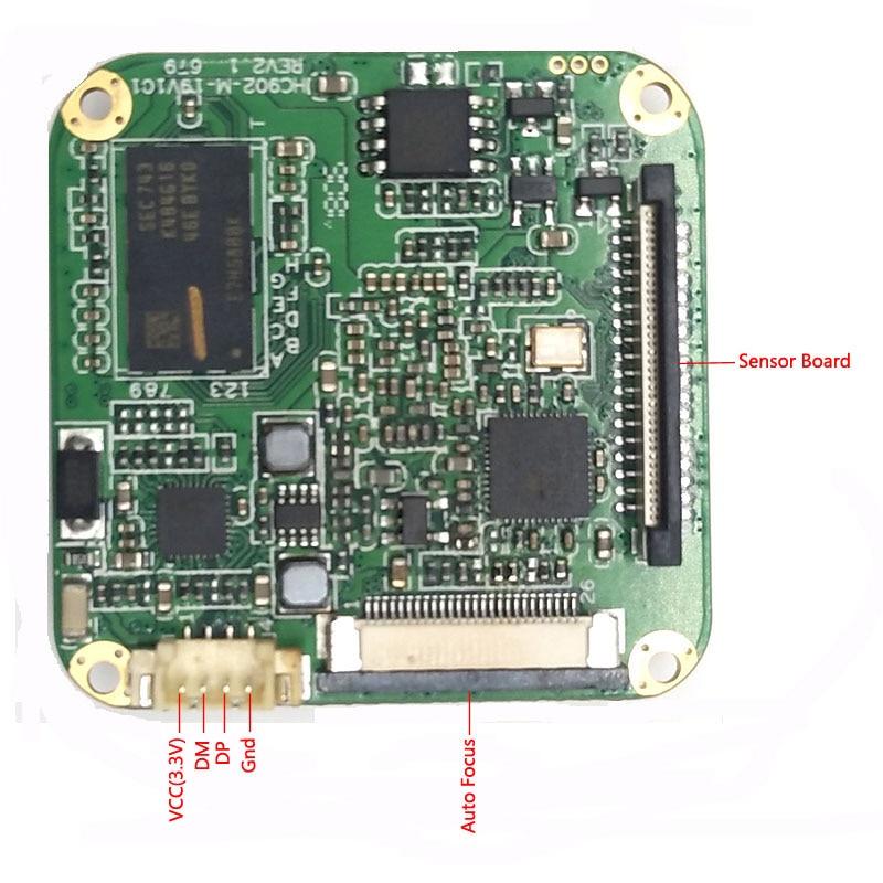 CCDCAM 2MP H.265 Star Light Camera 1/2 tums Sony CMOS IMX385 sensor 2 - Säkerhet och skydd - Foto 4