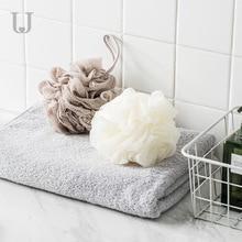 2pcs/lot Xiaomi Jordan&Judy Bathing Ball Foaming Flowers Mesh dense Fluffy soft  PE