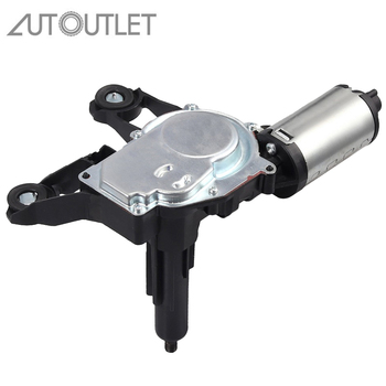 AUTOUTLET LR002243 Wiper Motor For Land Rover Freelander 2006-2014 2.2D Rear Wiper Motor LR033226 579745 For Land Rover