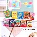 10/20 stücke Pretend Spielen Miniatur Puppenhaus Küche Lebensmittel Mini Simullation Kartoffel Chips Flasche für blyth barbies ob11 bjd Puppe Spielzeug